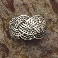 Western Rope Ring