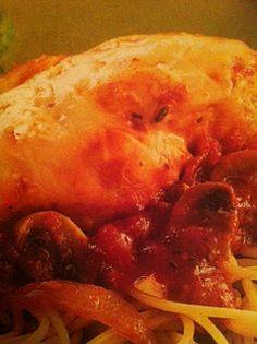 Parmesan Chicken Crockpot Recipe