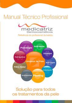 Conheça o Manual Técnico Medicatriz  2013. Conteúdo totalmente atualizado com lançamentos, informações e protocolos de todas as linhas de produto.