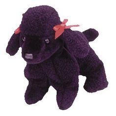 7c8e02f4ddd TY Beanie Baby - GIGI the Poodle Dog (6 inch)