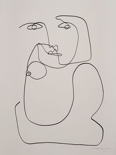 CHRISTIANE SPANGSBERG'S UNWAVERING LINES Uncomfortable, 2016  Artwork by Christiane Spangsberg, Courtesy of Jerico Contemporary