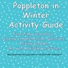 """All kids love Poppleton! Here's an activity pack to go along with Cynthia Rylant's famous """"Poppleton in Winter!""""  This activity guide includes:  1...."""