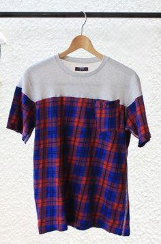 panel CHECK tシャツ - Google 検索
