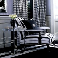 Ralph Lauren Oliver Chair - Pacific Heights Place