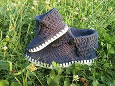 Crochet Boots, Shoes, Booties Crochet, Zapatos, Shoes Outlet, Shoe, Footwear