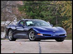 2004 Chevrolet Corvette Coupe The Last C5 Corvette Built