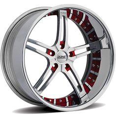 Donz Graziano Wheels