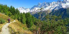 Der Lötschentaler Höhenweg ist einer der grossen Schweizer Wanderklassiker. Er verläuft hoch über dem Lötschental von der Fafleralp bis nach Goppenstein. Weekend Trips, Mountains, Nature, Travel, Collection, Hiking Trails, Swiss Guard, Hiking, Naturaleza