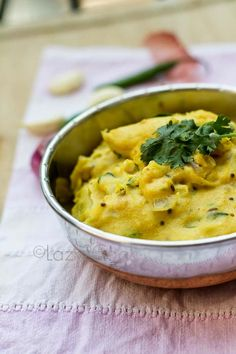 Pithale, means Besan Curry, is one of the basic curry dish in Maharashtrian Cuisine. In fact, Maharashtrian food must have Pithale-Bhakari. My family loves Pithale and I must say they are crazy about it. Whenever pithale is made at home, everybody just gets so happy and always prefer with Bhakari. My uncle , takes extra …