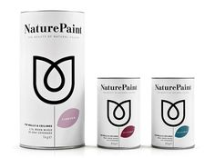 NaturePaint made only from natural ingredients: the perfect paint to redecorate your home!