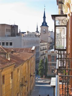 Calle Postigo de San Martín