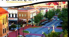 Downtown Anderson is constantly growing by adding new businesses. There are lots of great restaurants and concerts happen weekly in the summer. Lots of Anderson businesses offer discounts to AU Faculty/Staff/Students by showing your id.