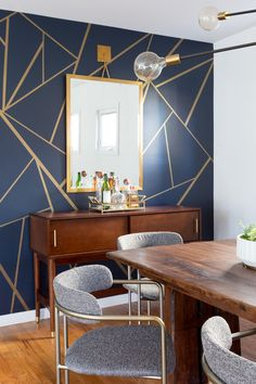 Trend from the Issue: Statement Walls   Rue