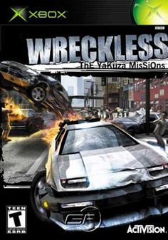 Rent Wreckless: The Yakuza Missions on Xbox - gamefly.com