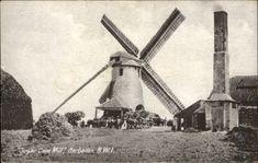 Sugar Cane Mill windmill Barbados British West Indies ~ vintage postcard | eBay