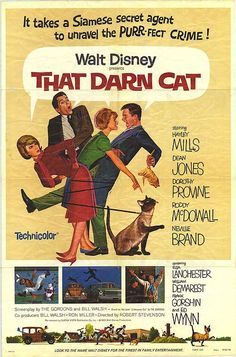 'That Darn Cat' (1965)
