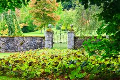 Leith Hall Gardens (Huntly, Aberdeenshire, Scotlan by Photograph2u.deviantart.com on @deviantART
