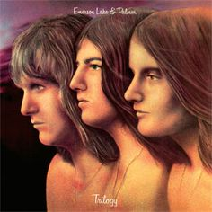 EMERSON, LAKE & PALMER TRILOGY 180g LP