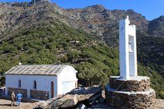 St George at Vardarados, #Ikaria