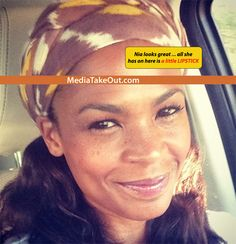 Actress Nia Long Is ALMOST 45 YEARS OLD . . . And Even Without A DROP OF MAKEUP . . . She Looks AMAZING!!! - MediaTakeOut.com™ 2013