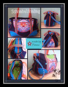 Schnabelina-Bag Small nach (Fre)ebook von schnabelina