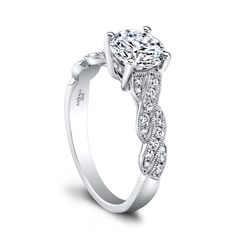 Are you thinking about getting engaged? If you're looking for something other than a traditional solitaire, this blog is for you! We've rounded up the latest styles in engagement ring…