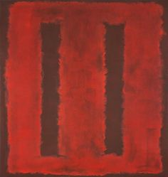 Mark Rothko. <em>Untitled,</em> 1958. Mixed media on canvas, 264.8 x 252.1 cm. Kawamura Memorial Museum of Art, Sakura © 1998 by Kate Rothko Prizel and Christopher Rothko