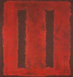 Mark Rothko. <em>Untitled,</em> 1958. Mixed media on canvas, 264.8 x 252.1 cm. Kawamura Memorial Museum of Art, Sakura © 1998 by Kate Rothko Prizel and Christopher Rothko