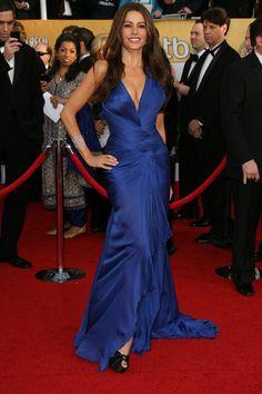 Modern Family wins at the 2011 SAG Awards
