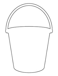 Decisive image intended for bucket printable