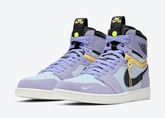 Jordan 1, Jordan Shoes, Sneakers Fashion, Fashion Shoes, Men Fashion, Nike Air Shoes, Pulsar, Air Jordans, High Top Sneakers
