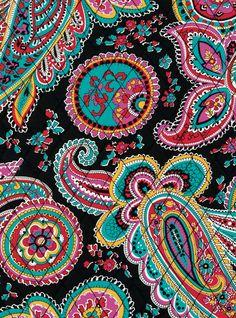 Parisian Paisley | Vera Bradley My newest pattern to get