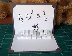 15 tutoriels gratuits pour faire des cartes créatives pop-up - VHD Créations - cartes faire-part cadeaux naissance - VHD Créations