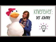 Fingerspiele (Kniereiter): Der Johnny | mit herrh - YouTube