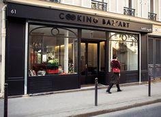 Idnetité Visuelle Cooking Baz'art