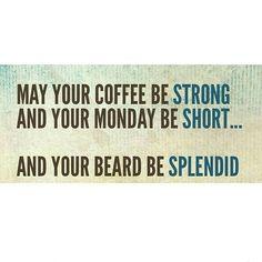 Beard motivation