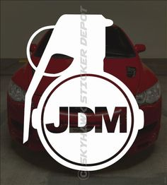Dope Thumbs Up Funny JDM Custom Decal Sticker Car Decals - Custom vinyl decals for cars jdmdope thumbs up funny jdm custom decal sticker car decals