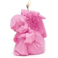 "Molde para hacer figuras ""Angel Celestial"""