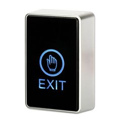 Best price on WINOMO Rectangular Touch Sensor Door Exit Release Button Switch with LED Light  See details here: http://topofficeshop.com/product/winomo-rectangular-touch-sensor-door-exit-release-button-switch-with-led-light/    Truly a bargain for the reasonably priced WINOMO Rectangular Touch Sensor Door Exit Release Button Switch with LED Light! Have a look at this budget item, read buyers' comments on WINOMO Rectangular Touch Sensor Door Exit Release Button Switch with LED Light, and…