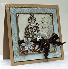 Heartfelt Creations   Poinsettia Tree Of Love