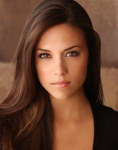 Jana Kramer's hair color and style