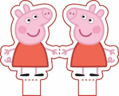Valeria Ribeiro Martins's media content and analytics Peppa Pig Pinata, Cumple Peppa Pig, Peppa Pig Birthday Cake, Baby Birthday, Pippa Pig, Peppa Pig Printables, Pig Party, Monster Party, Party Props