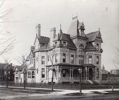 Wells W. Leggett house | Flickr - Photo Sharing!