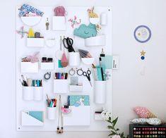 Vægopbevaring – DIY