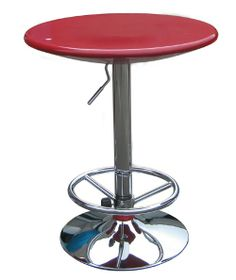 Boraam Luna Adjustable Pub Table - Pub Tables at HayneedleResidential use Dimensions: 24W x 24D x 33-39H inches $92.98