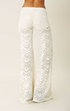 iris lace pants - Google Search