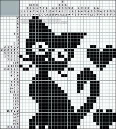 Patrones Kids Knitting Patterns, Tapestry Crochet Patterns, Baby Hats Knitting, Embroidery Patterns, Filet Crochet Charts, Knitting Charts, Pony Bead Patterns, Cross Stitch Patterns, Motif Fair Isle