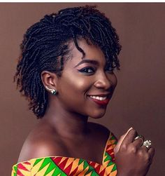 hair beauty - 51 Stunning Finger Coils for Black Women New Natural Hairstyles New Natural Hairstyles, Natural Hair Braids, Braids For Black Hair, Hair Twist Styles, Curly Hair Styles, Natural Hair Styles, Kinky Twist Styles, Twist Braid Hairstyles, African Braids Hairstyles