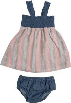ROXY BABY JUST BE-GAUZE DRESS Image