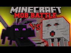 MECHA GOLEM VS MUTANT ZOMBIE, MUTANT CREEPER, & MUTANT SKELETON - Minecraft Mob Battles - Mods - YouTube